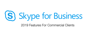 Skype for Business Server 2019: Features for Commercial Clients