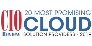 cio review 2019 cloud solutions provider