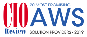 "CIO Review Awarded Shamrock as ""20 Most Promising AWS Solution Providers"" for 2019"