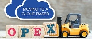 moving to a cloud based opex